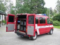 Miehistöauto KU157